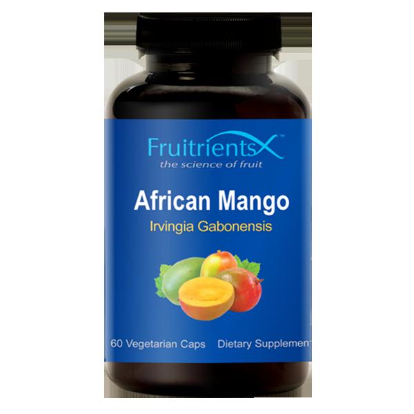 Fruitrients African Mango 60cap