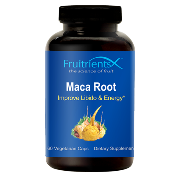 Fruitrients Maca Root 60cap